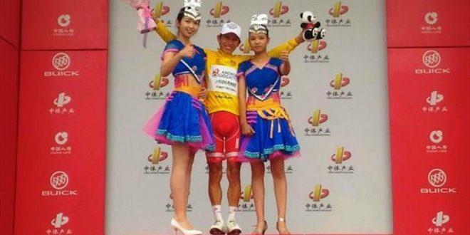 Tour of China II 2017, Kevin Rivera (Androni) conquista la classifica generale