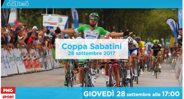 Ciclismo Cup, Coppa Sabatini – GP Peccioli 2017 in streaming su Mondiali.net