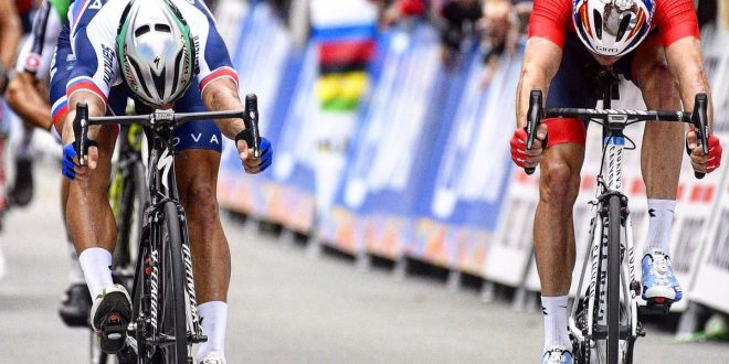 Bergen 2017, Peter Sagan nella storia: terzo Mondiale consecutivo!