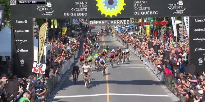 GP Quebec 2017, 100 volte Peter Sagan!