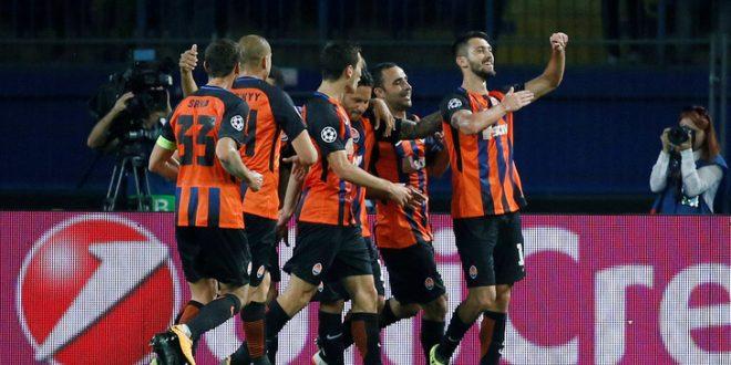 Champions League, il Napoli parte male: lo Shakhtar vince 2-1