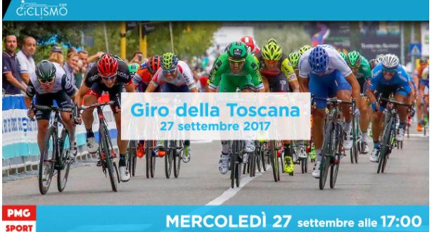 Ciclismo Cup, Giro della Toscana 2017 in streaming su Mondiali.net