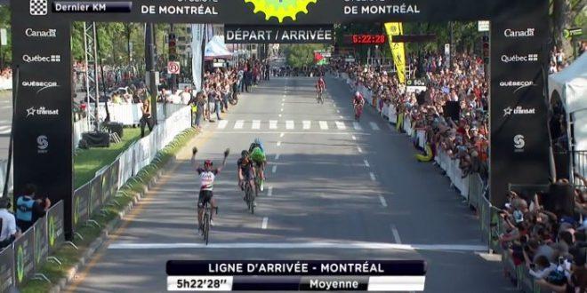GP Montreal 2017, spettacolare vittoria di Diego Ulissi!