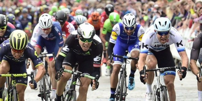 Tour of Britain 2017: Boasson Hagen declassato, vittoria di Viviani