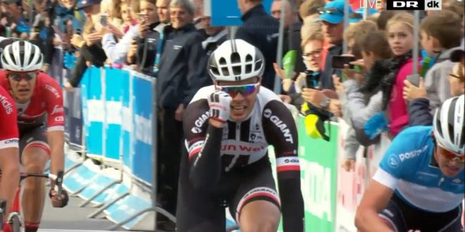Giro di Danimarca 2017 a Pedersen, ultima a Walscheid