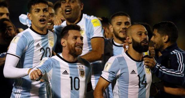 Qual. Russia 2018, Sudamerica: l'Argentina supera la grande paura, passano anche Uruguay e Colombia