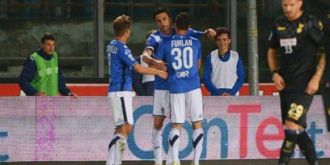 Serie B, 11ª giornata: Brescia-Bari 2-1, i lombardi escono dalla crisi