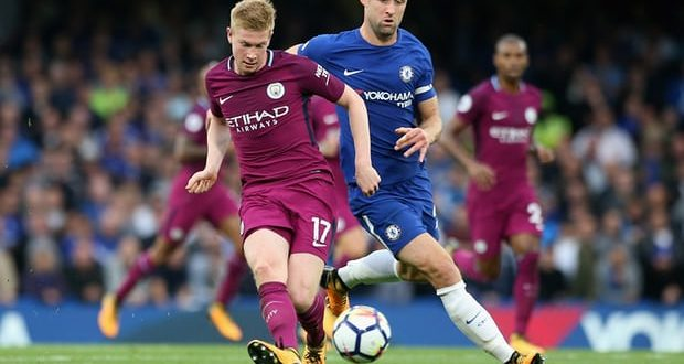 Premier, 7ª giornata: Chelsea-City 0-1, capolavoro De Bruyne e Guardiola vola