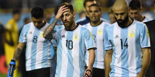 Qual. Russia 2018, Sudamerica: dramma Argentina, Mondiale su un filo. Shock Colombia