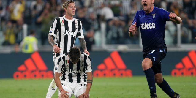 Serie A, 8ª giornata: Juventus-Lazio 1-2, Stadium… Immobile, l'Aquila vola!