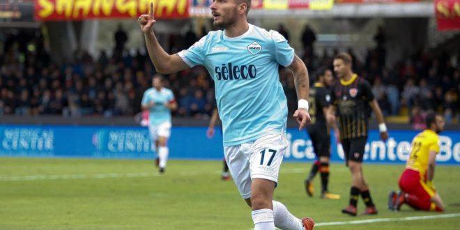 Serie A, 11ª giornata: Benevento-Lazio 1-5, una passeggiata di salute per Inzaghi