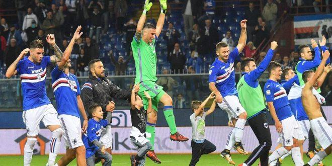 Serie A, il post su Sampdoria-Crotone: Blucerchiati, manita, record e tanto altro