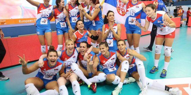 Europei volley femminile 2017: Olanda schiacciata, Serbia campionessa d'Europa!