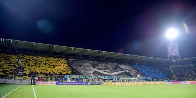 Serie B, 7ª giornata: Frosinone-Cremonese 0-0 nella prima al Benito Stirpe
