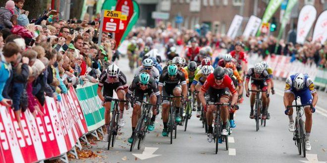 Sparkassen Munsterland Giro 2017, il fotofinish premia Bennett