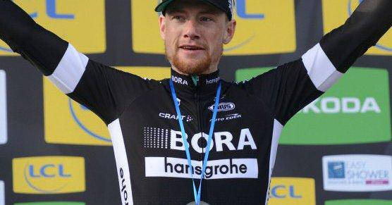 Giro di Turchia 2017, Bennett batte Benfatto nella prima tappa