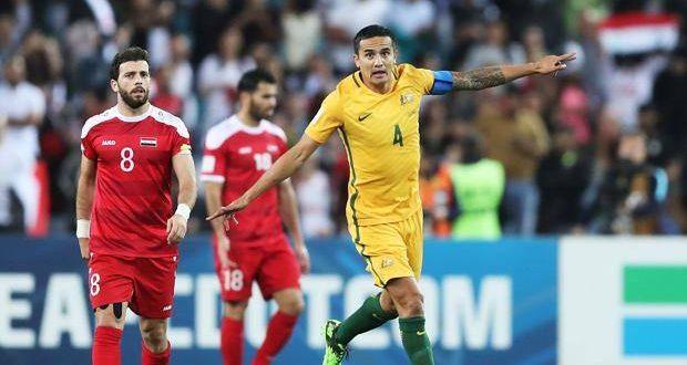 Qualif. Mondiali Russia 2018 – Asia: Australia batte Siria e va allo spareggio decisivo