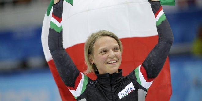 Olimpiadi Pyeongchang 2018: Arianna Fontana portabandiera dell'Italia