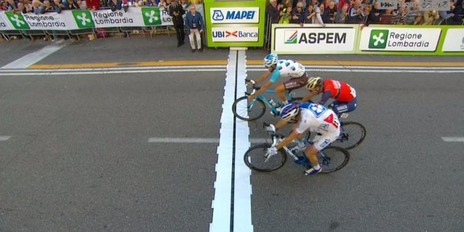 Tre Valli Varesine 2017, Nibali nella morsa francese: terzo dietro Geniez e Pinot