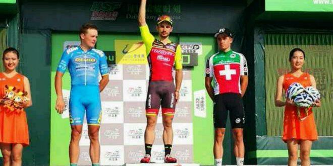 Tour of Hainan 2017, Mareczko firma la seconda tappa