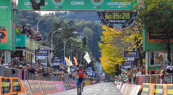Cinquanta volte Vincenzo Nibali: che capolavoro al Lombardia 2017!