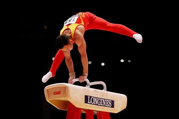 Ginnastica artistica, Mondiali Montreal 2017: vittoria cinese nell'all-round maschile