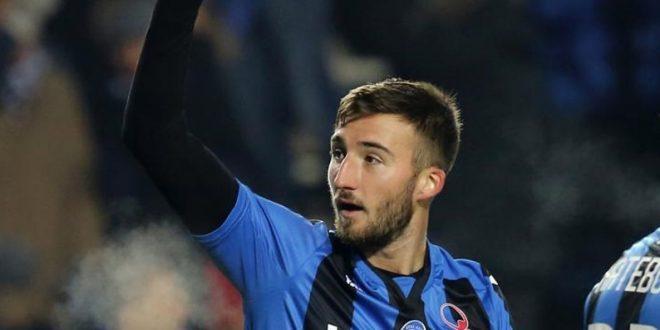 Serie A, 14ª giornata: Atalanta-Benevento 1-0, Cristante è ancora golden boy