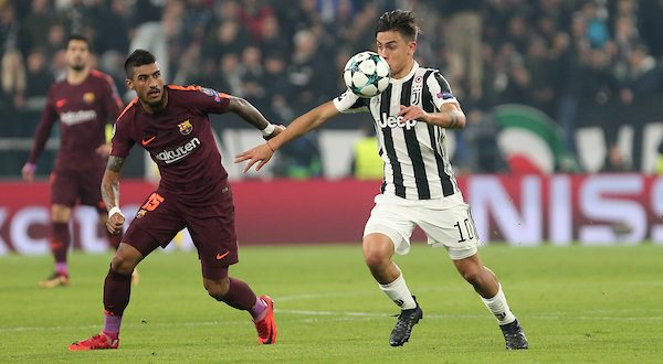 Champions, 5ª giornata: Juventus-Barcellona 0-0, ai bianconeri servirà l'ultimo turno