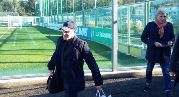 Sassuolo, arriva il sostituto di Bucchi: è Beppe Iachini