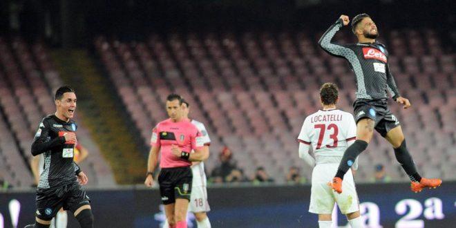 Serie A, Napoli-Milan il giorno dopo: azzurri a mille all'ora, Diavolo sveglio tardi