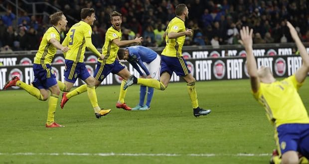 Playoff Mondiali 2018: Italia-Svezia 0-0, l'Apocalisse è arrivata!