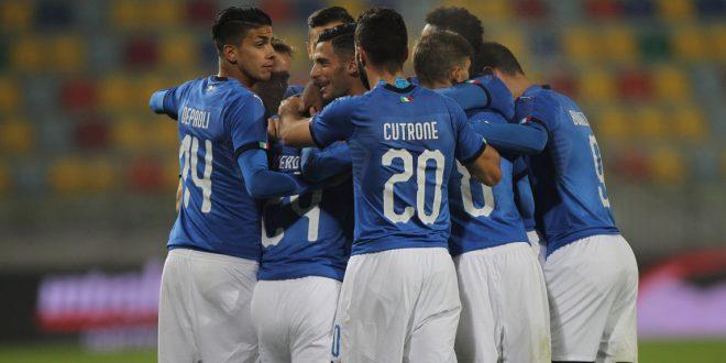 Under 21, a Frosinone l'Italia risponde presente: Russia piegata 3-2