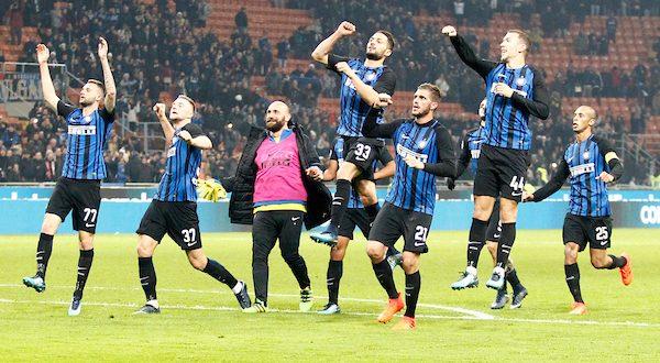 Serie A, 14ª giornata: Cagliari-Inter 1-3, nerazzurri in testa