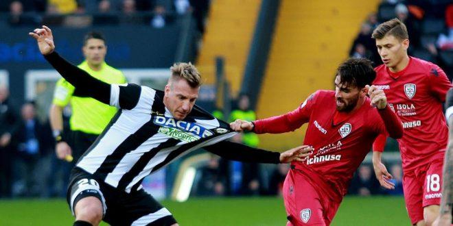 Coppa Italia, quarto turno: Maxi Udinese, 8-3 al Perugia! Il Genoa è… Migliore