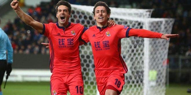 Europa League, 5ª giornata: avanzano fra le altre anche Villarreal, Sociedad e Nizza
