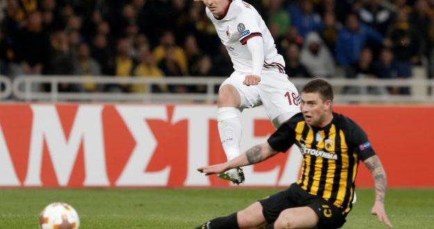 Europa League, 4ª giornata: trionfo Lazio; Atalanta beffata. Milan, la crisi aumenta