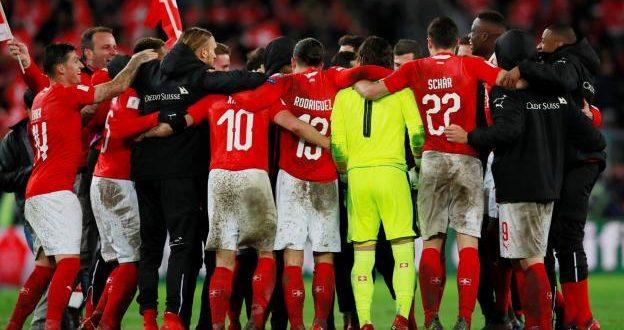 Playoff Mondiali 2018: notte bianca, a godere sono Svizzera e Croazia