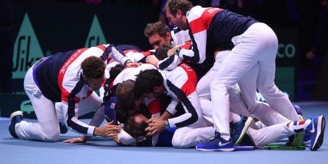 Coppa Davis 2017, la Francia conquista la Decima: Belgio battuto
