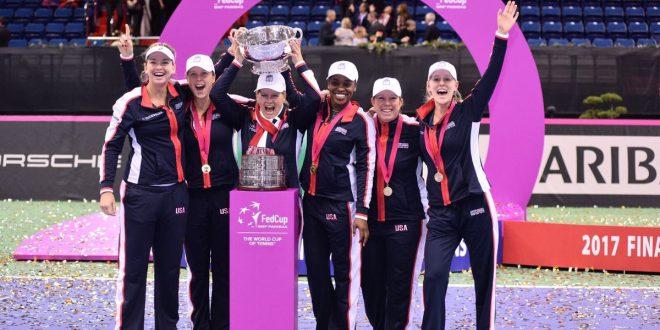 Fed Cup 2017, 18° trionfo Stati Uniti: Bielorussia Ko