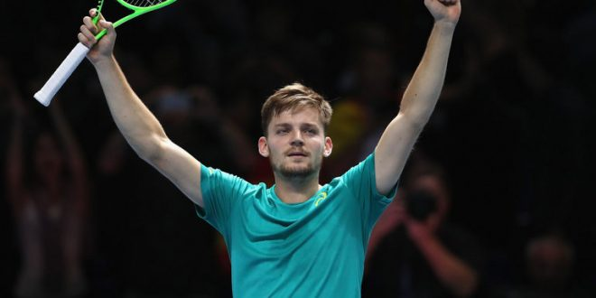 ATP Finals 2017, sorpresa a Londra: Goffin elimina Federer