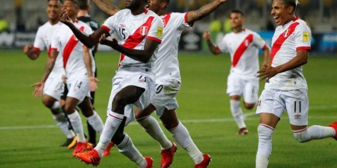 Mondiali Russia 2018, Perù ultima qualificata: eliminata la Nuova Zelanda