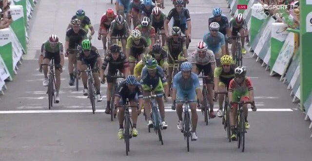 Tour of Hainan 2017, Italia dominante: Zanotti batte Maronese