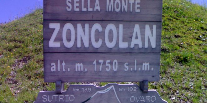 Giro d'Italia 2018, confermati lo Zoncolan e l'arrivo a Roma