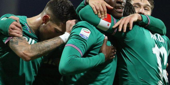 Serie A, 18ª giornata: colpaccio viola a Cagliari, Babacar uomo della provvidenza
