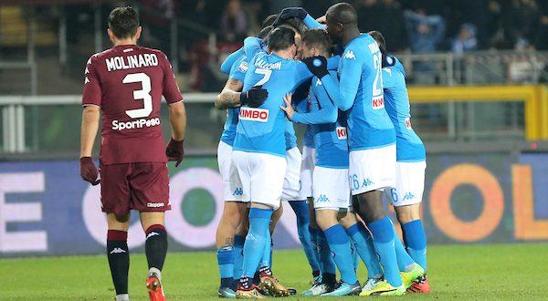 Coppa Italia, ottavi: anteprima Napoli-Udinese