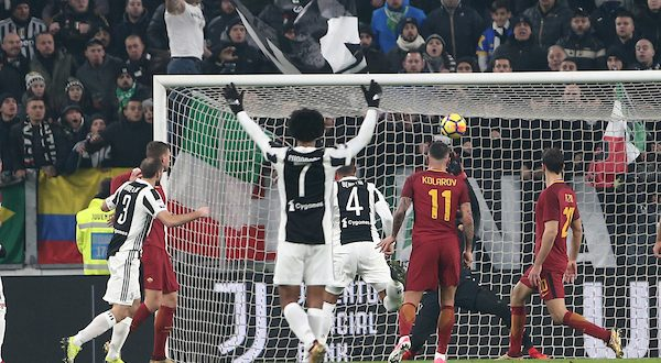 Serie A, 18ª giornata: Juventus-Roma 1-0, decidono gli ex giallorossi!
