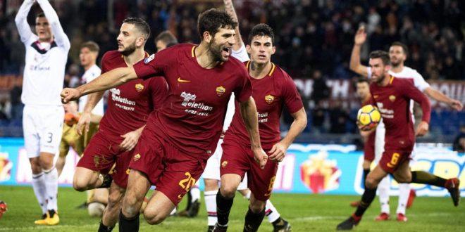Serie A, 17ª giornata: Roma-Cagliari 1-0, i giallorossi VAR…no al fotofinish!