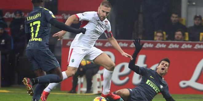Coppa Italia, ottavi: Inter-Pordenone 5-4, ma solo ai rigori! Nerazzurri, che fatica