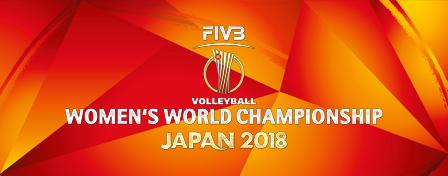 Mondiali Volley femminile 2018: i gironi della rassegna iridata in Giappone