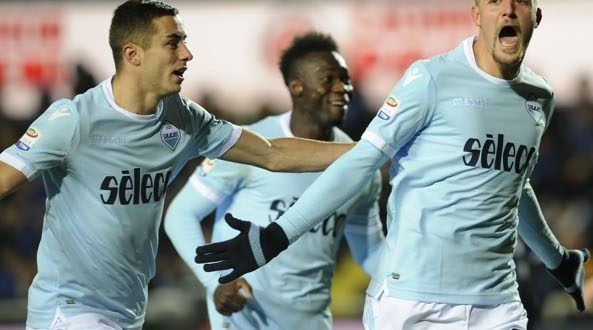 Serie A, 17ª giornata: Atalanta-Lazio 3-3, show a Bergamo! SPAL-lata a Benevento